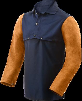 Steiner Weldlite Plus Leather Cape Sleeve 1262 Front