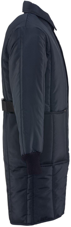 RefrigiWear 0341 Iron-Tuff Inspector Insulated Work Coat Knee Length Right