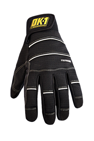 Occunomix OK-CCG300 CoolCore® Performance Gloves Top