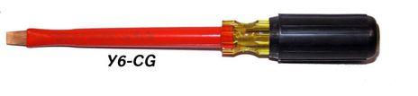 Cementex Insulated Mechanic Tip Screwdriver
