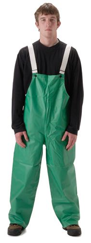 nasco acidbasic chemical resistant waterproof bib pants