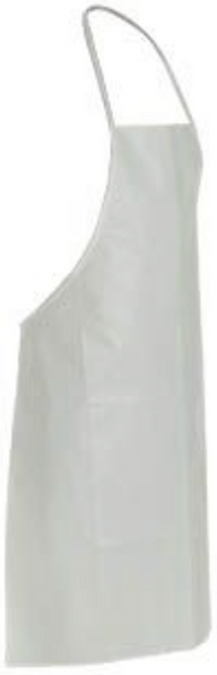 """DuPont Tyvek Apron - Disposable with 28""""x36"""" Bib - TY273BWH"""
