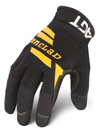 Ironclad Workcrew Performance Work Glove back