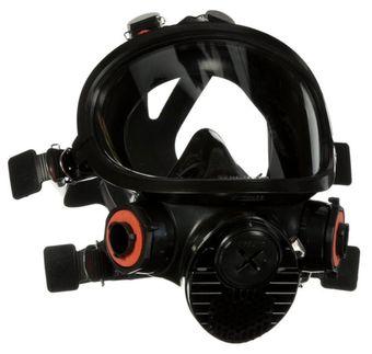 3M 7800S Full Mask Respirator Front