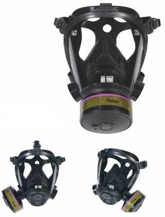 Sperian Survivair Opti-Fit Tactical Gas Mask Face Piece