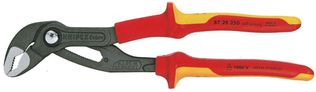 Knipex Cobra VDE Insulated High Tech Water Pump Pliers 87 28 250 SBA