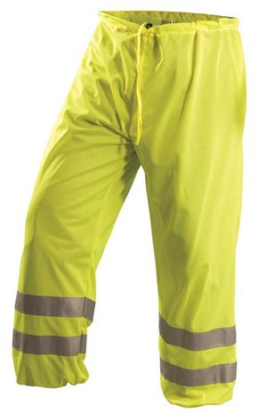 Occunomix High Visibility Pants LUX-TEM - Mesh