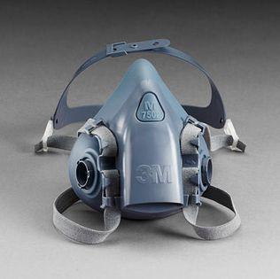 3M 7500 Half-Mask Respirator