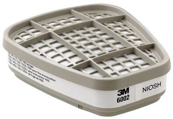 3M 6002 Acid Gas Cartridges