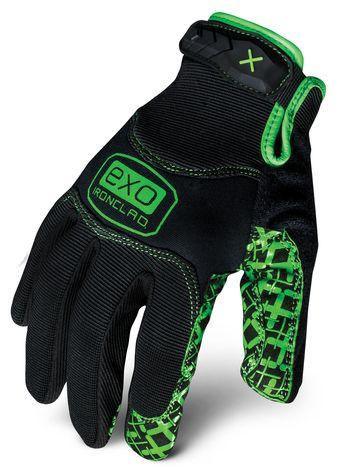 Ironclad exo motor grip glove_back