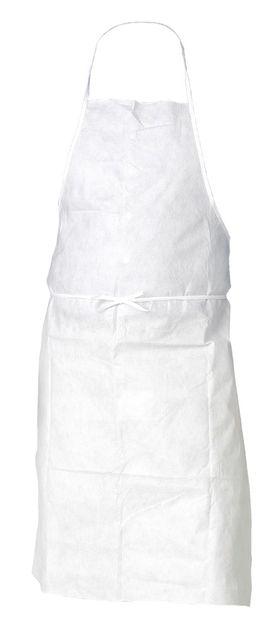 Kimberly Clark Kleenguard A20 Breathable White Apron 43745
