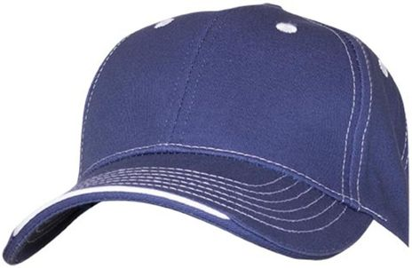RefrigiWear 6197 Structured Cap Dozen Royal Blue