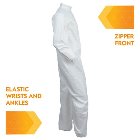 Kimberly Clark Kleenguard A40 Liquid & Particle Coverall Right