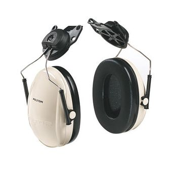3M Peltor Optime 95 H6P3EV Cap-Mount Ear Muffs