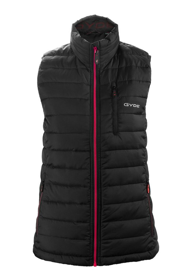 Gyde Supply Calor Fitted Vest G2V71501,Black Color, Women's