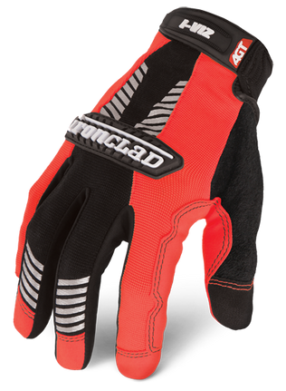 Ironclad I-VIZ™ Reflective Orange Gloves