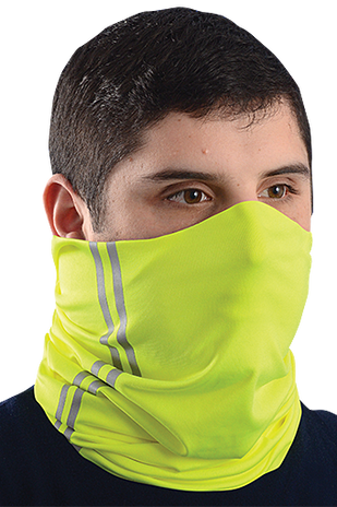 Occunomix TD800 Tuff & Dry Wicking and Cooling Head Gaiter Example