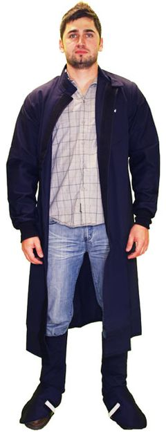CPA 12 Cal Arc Flash Coat