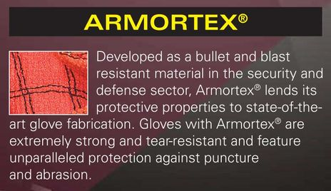 Superior Anti-Impact MXVSBAFL Winter Work Glove with Armortex Palm