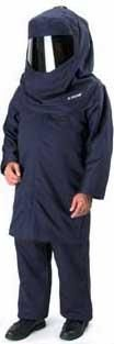 CPA Arc Flash Suit AG32 - 32 Calorie with Jacket and Bib Overall, HRC 3