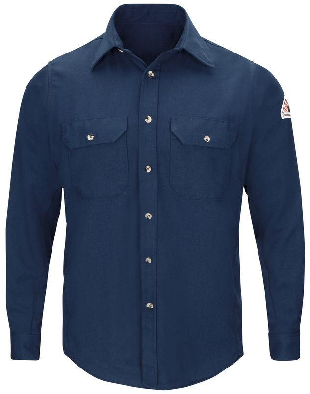 bulwark-fr-shirt-smu4-nv-lightweight-uniform-navy-front.jpg