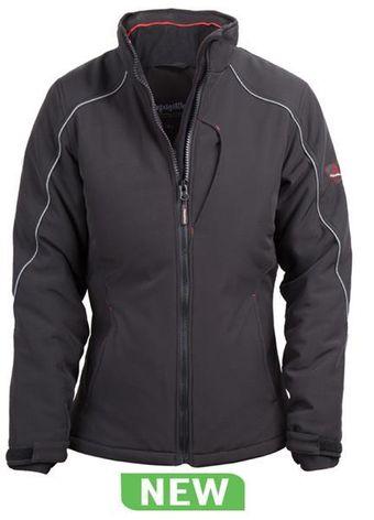 RefrigiWear Cold Weather Apparel - Ladies' Softshell Jacket 0493