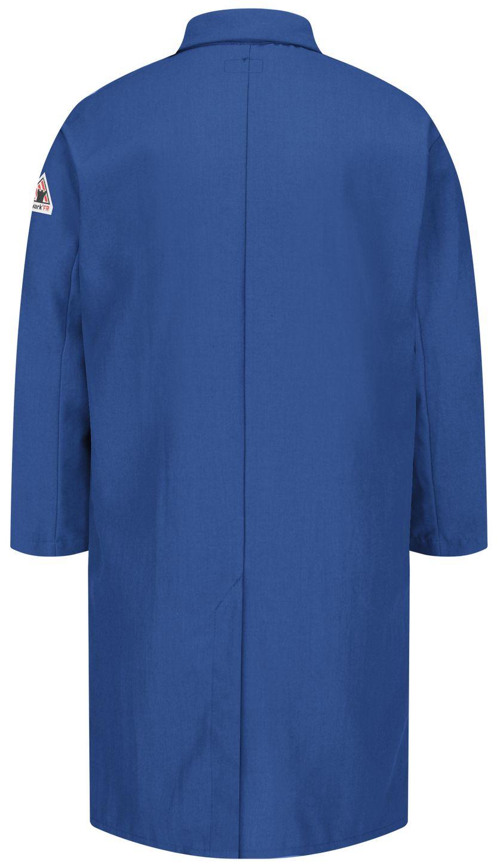 bulwark-fr-lab-coat-knl6-concealed-snap-front-royal-blue-back.jpg