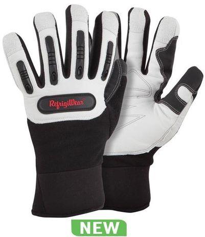 RefrigiWear Cold Weather Apparel - Ergo Insulated Goatskin Glove 0353