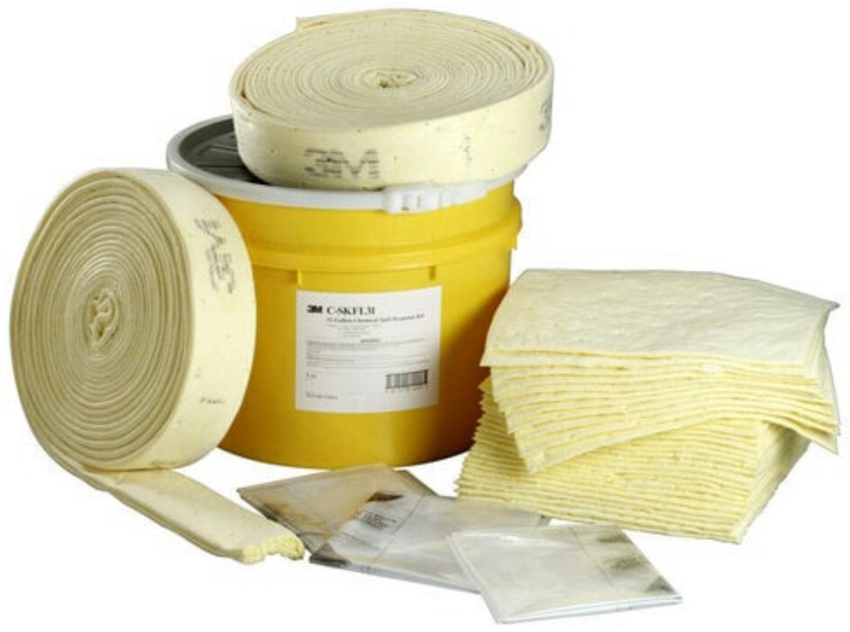 3M Chemical Sorbent Folded Spill Kit C-SKFL31