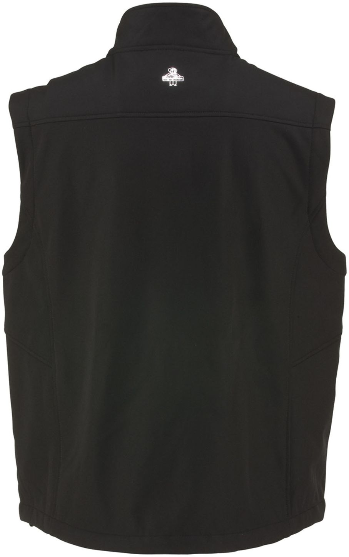RefrigiWear 0494 Cold Weather Softshell Vest Back