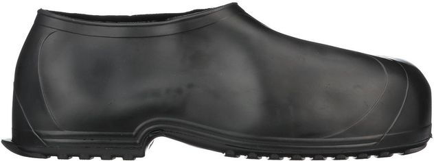 Tingley 1300 Rubber Overshoes - Natural Rubber, Fit Over Steel Toe Boots Side