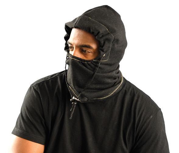 Occunomix 1070FR Premium Flame Resistant 3-IN-1 Fleece Balaclava Head Liner