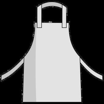 Otterlayer aluminized apron A11-ACF