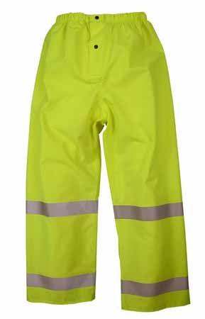 Nasco Envisage HiVis 101P Elastic Waist Trouser