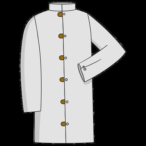Otterlayer aluminized coat C21-ACF