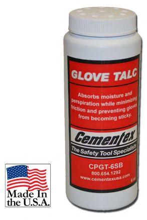 Cementex CPGT Glove Talc