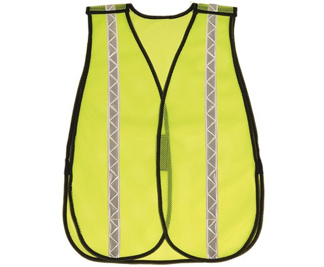 OK-1 Tear Away Hi Vis Vest LV1T - Non-ANSI Polyester Mesh