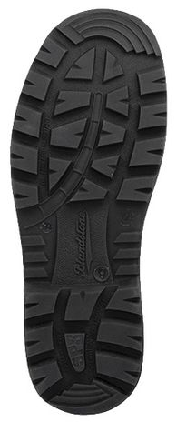 Blundstone 179 xTreme Safety Elastic Side Slip-On Steel Toe Boots - Puncture Resistant Sole Outsole View