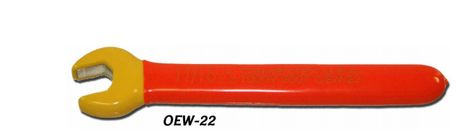Cementex Insulated Metric Open End Wrench