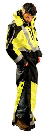 Occunomix SP-CVL Premium Waterproof Cold Weather Coverall