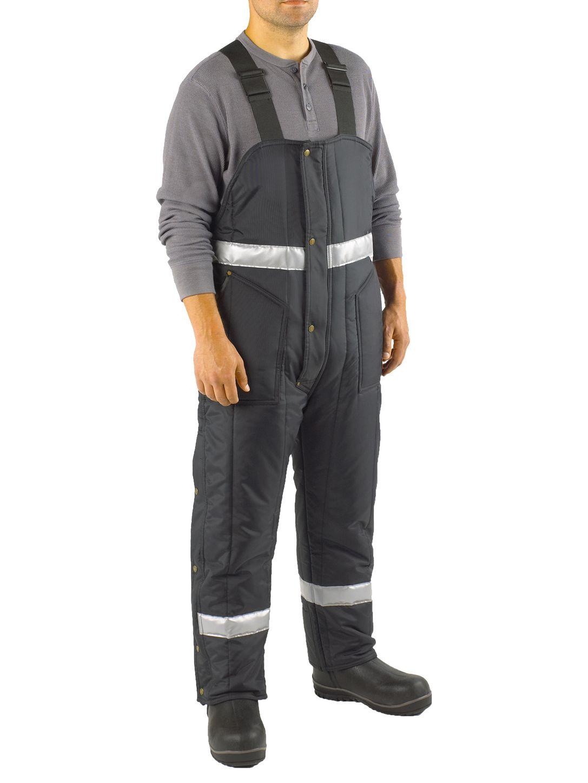 refrigiwear-0386-iron-tuff-winter-work-overall-high-bib-with-reflective-tape-side-view.jpg