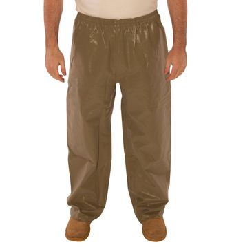 Tingley P12008 Magnaprene™ Fire Resistant Rain Pants - Neoprene Coated, Chemical Resistant Front