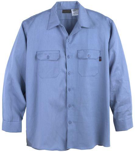 Workrite 7 oz Indura Work Shirts 231ID70