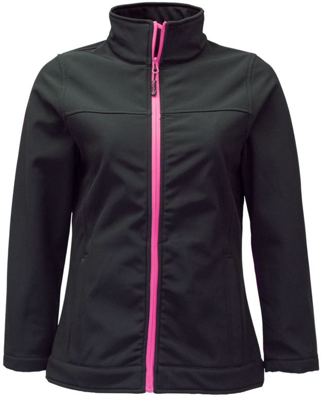 RefrigiWear 0498 - Softshell Collection Womens Softshell Jacket Front