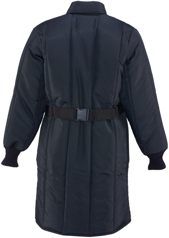 RefrigiWear 0341 Iron-Tuff Inspector Insulated Work Coat Knee Length Back