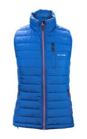 Gyde Supply Calor Fitted Vest G2V71501, Blue Color, Women's