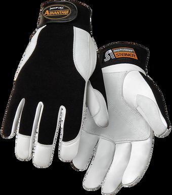 Steiner Ironflex Goat Grain Leather Work Gloves 0944