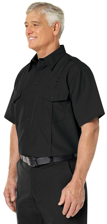 workrite-fr-fire-chief-shirt-fsc2-classic-short-sleeve-black-example-left.jpg