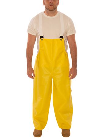 Tingley O31007 Webdri® Chemical Resistant Overalls - PVC Coated, Tear Resistant, Plain Front