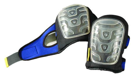 Occunomix 122 Premium Flat Cap Gel Pad (Soft PVC) Knee Pad